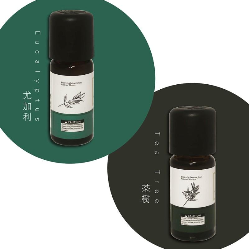【B】茶樹+尤加利精油抗菌組