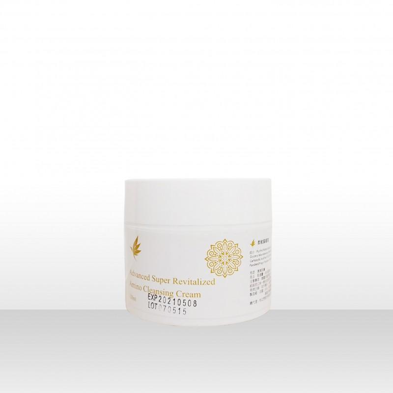 柔敏胺基酸潔膚霜-120ml